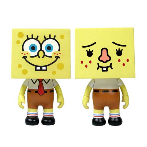 SpongeBob SquarePants TO-FU Vinyl Figure