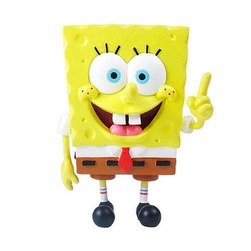 SpongeBob SquarePants SpongeBob Pointing Mini-Figure