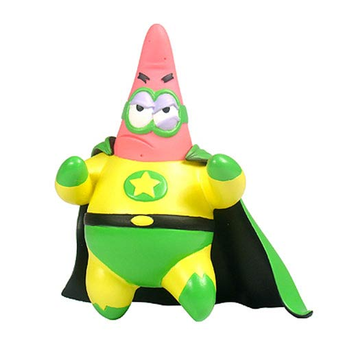 SpongeBob SquarePants Superhero Patrick Mini-Figure
