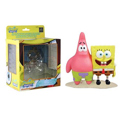SpongeBob SquarePants Best Friends MFW Series 4 Mini-Figure