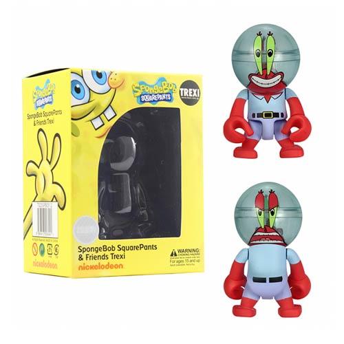 SpongeBob SquarePants Mr. Krabs Trexi Mini-Figure