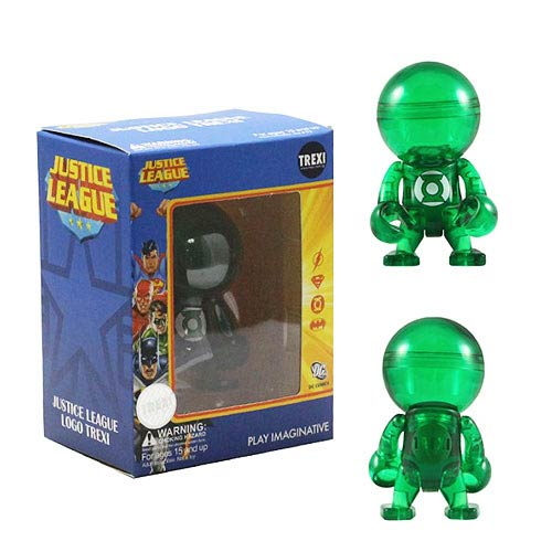 Justice League Green Lantern Trexi Mini-Figure