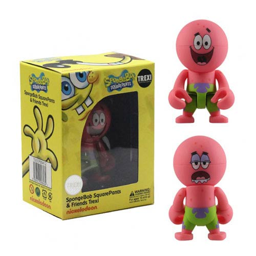 SpongeBob SquarePants Patrick Trexi Mini-Figure