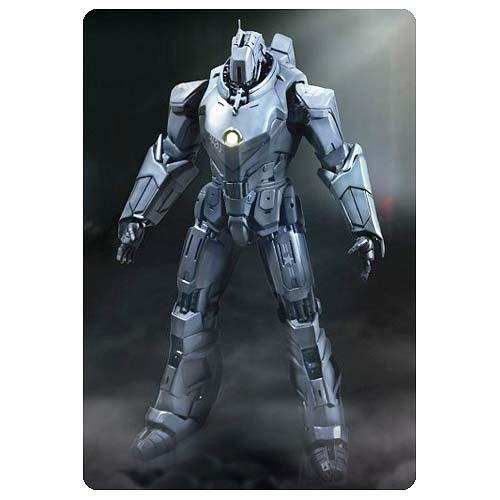 Iron Man 2 Air Assault Drone Super Alloy Die-Cast Figure