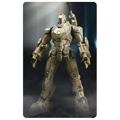 Iron Man 2 Ground Assault Drone 1:12 Die-Cast 1:12 Figure