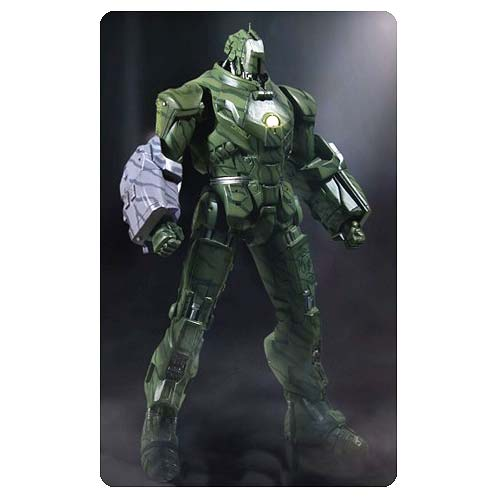 Iron Man 2 Tactical Assault Drone 1:12 Die-Cast Figure