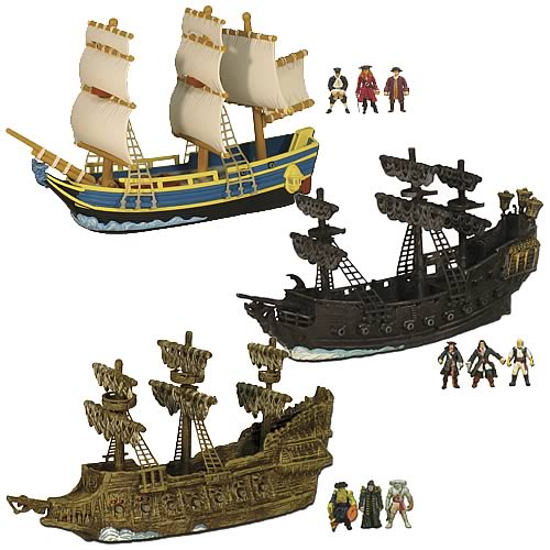 Pirates 2 Pirate Fleet Assortment Wave 1 Set