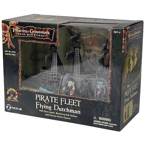 Pirates 2 Pirate Fleet Wave 1 Flying Dutchman