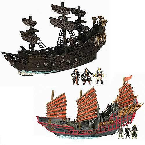 Pirates 3 Pirate Armada Wave 1