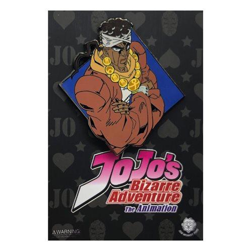 Jojo's Bizarre Adventure Diamond Avdol Enamel Pin