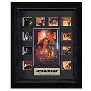 Star Wars Attack of the Clones Mini Montage Film Cell