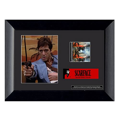 Scarface Series 5 Special Edition Mini Cell