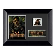 Pirates of the Caribbean Dead Man's Chest Series 2 Mini Cell
