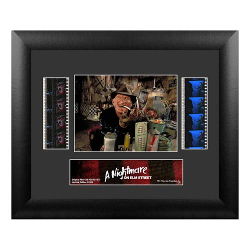 A Nightmare On Elm Street Series 3 Double Film Cell