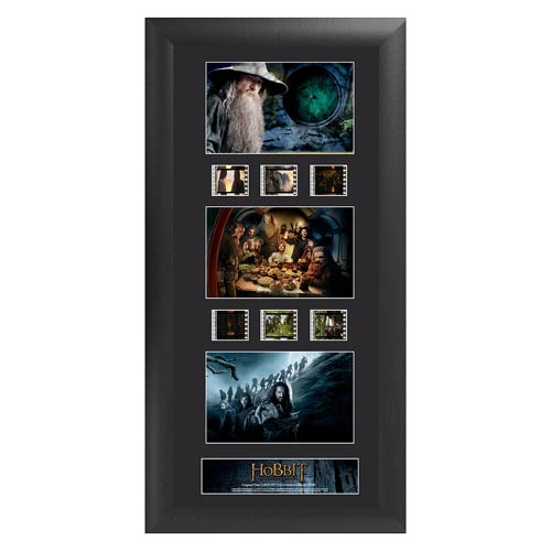 Hobbit An Unexpected Journey Series 2 Trio Film Cell