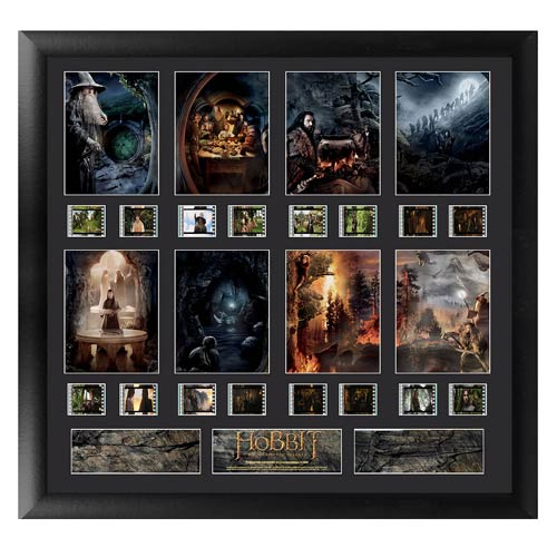 The_Hobbit_An_Unexpected_Journey_Series_1_Scenery_Montage_Film_Cell