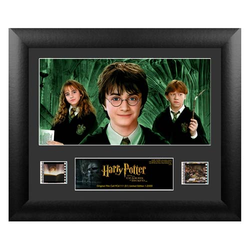 Harry Potter and the Chamber of Secrets Series 1 Film Cell