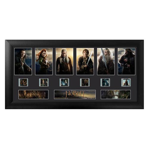 Hobbit Desolation of Smaug Series 1 Deluxe Film Cell
