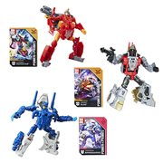 Transformers Generations Power of the Primes Deluxe Wave 4 S