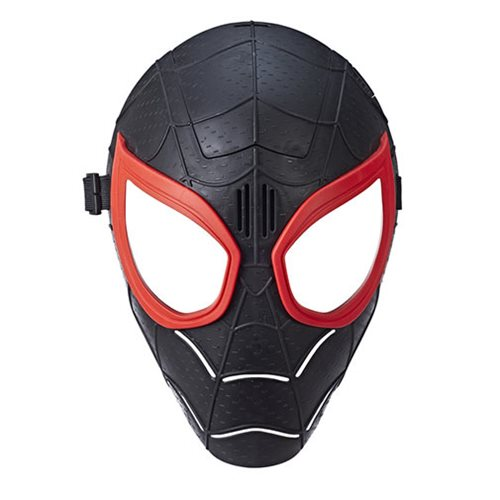 Spider-Man: Into the Spider-Verse Miles Morales Hero FX Mask