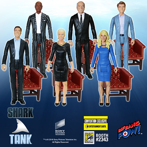 Will You Survive the Shark Tank?