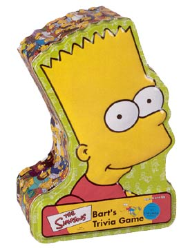 Bart Simpson Trivia Game