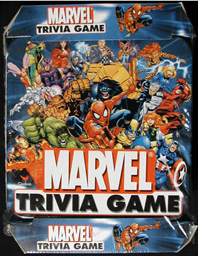 Marvel Comics Trivia Game