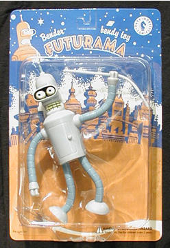 Futurama: Bender Bendy