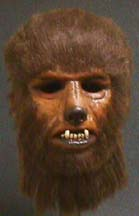 The Wolf Man (Version A) Mask