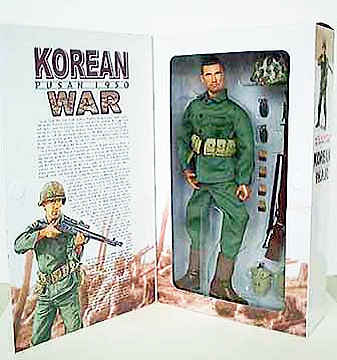 Korean War USMC Sniper Figure