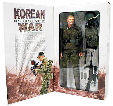 Korean War Scout-Sniper Figure