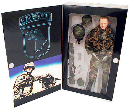 Kevin, 101st Airborne Figure