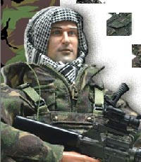 Colin, SAS Recon Figure