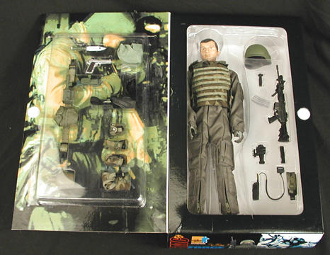 Jim, USMC Force Recon Figure