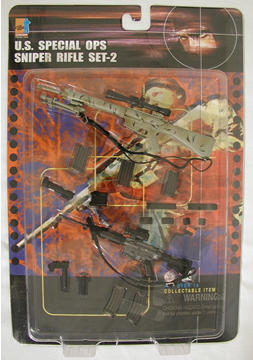 Special OPS Sniper Rifle Set 2