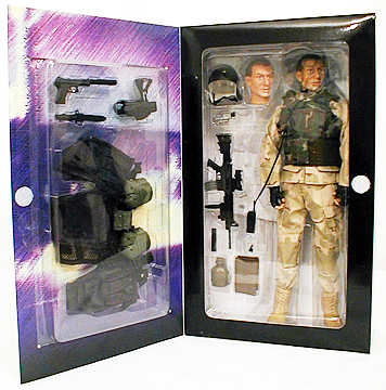 U.S. Delta Force Figure