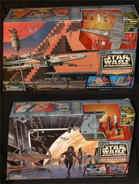 Action Fleet Playsets - Set #1