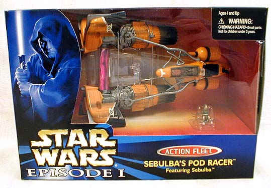 Action Fleet Pod Racer