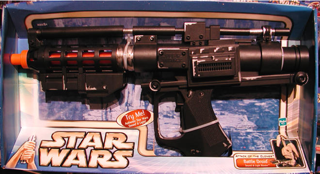 Battle Droid Blaster