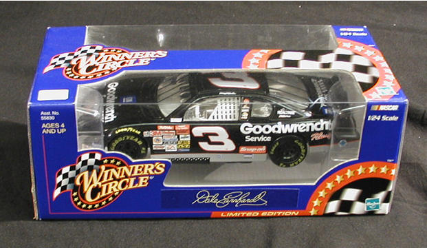 1/24 Scale Dale Earnhardt