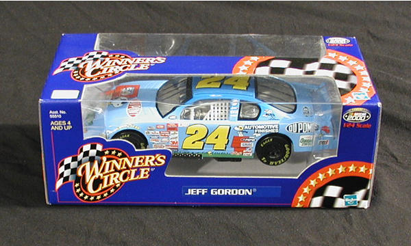 1/24 Scale Dale Earnhardt Jr.