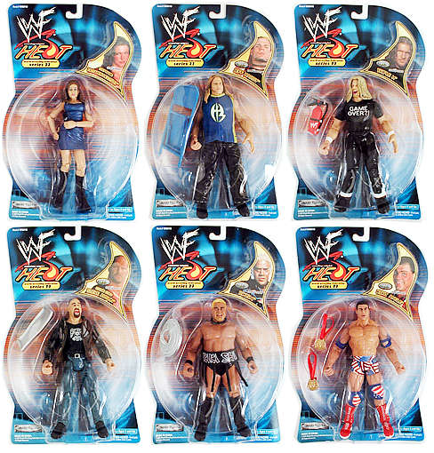 WWF Action Figure Series 11