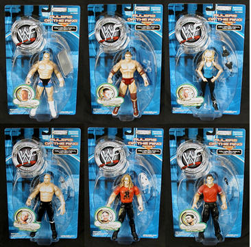 WWF Rulers of the Ring 4 Set