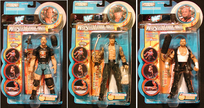 WWF Ring Side Chaos Series 1