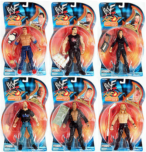WWF Ring Side Chaos Series 2
