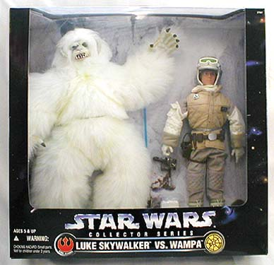 12in. Luke vs. Wampa
