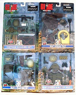 G.I. Joe Battle Gear 6-Pack #1