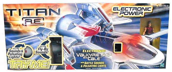 TAE Electronic Valkyrie Ship