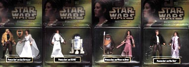 Princess Leia Complete Set