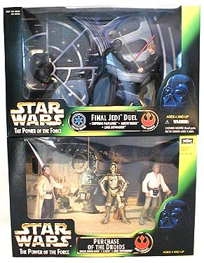 Jedi Duel / Purchase of Droids